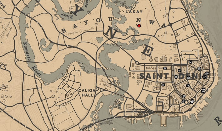 ソニーの居場所マップ