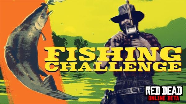 魚釣りチャレンジの画像