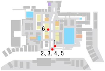 No.43『黒船? 襲来』のマップ