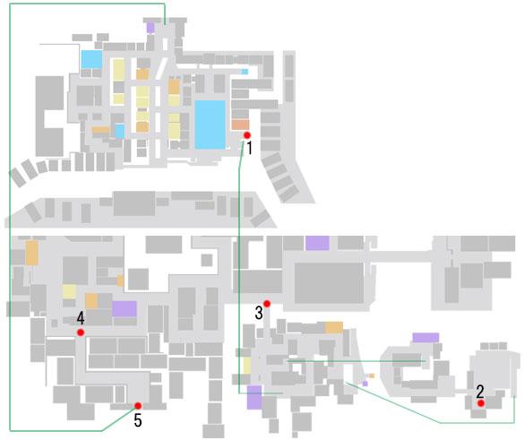 No.47『香水』のマップ