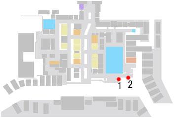 No.52『崖っぷち釣り人』のマップ