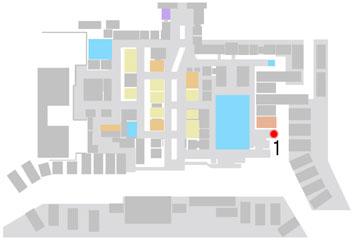 No.54『方向音痴の飛脚』のマップ