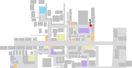 No.5『土佐弁講座』のマップ