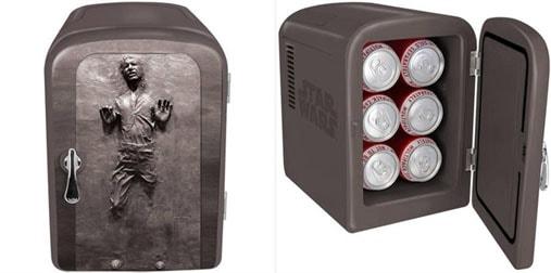 ハン・ソロの炭素冷凍デザインの冷蔵庫