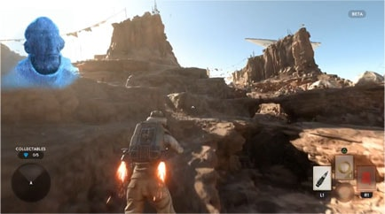 スターウォーズバトルフロントのサバイバル-惑星タトゥイーン