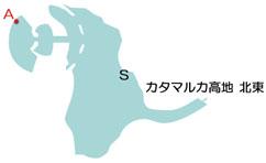 分史世界のウプサーラ湖のマップ