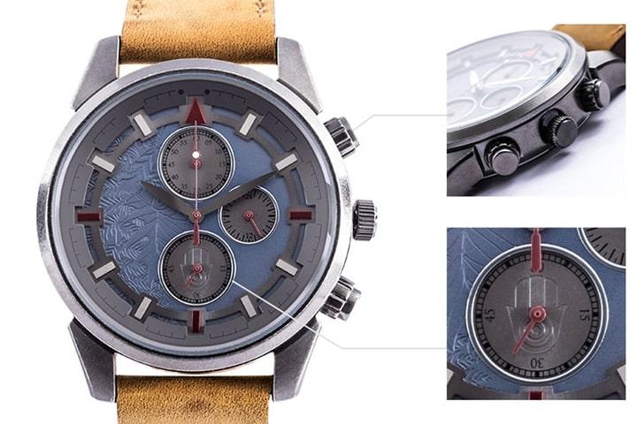 ラストオブアス2デザインの腕時計