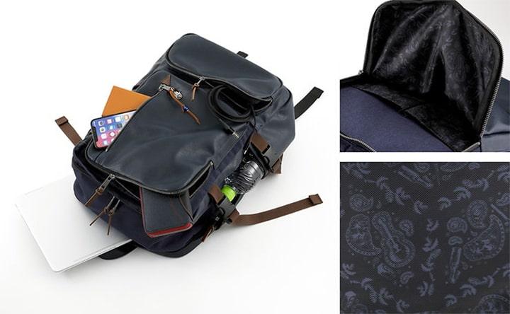 ラストオブアス2デザインのバッグパック