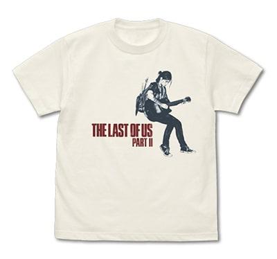 ラストオブアス2デザインのTシャツ