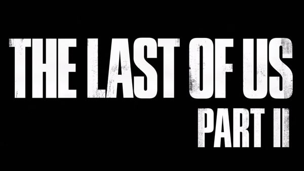 The Last of Us Part IIのロゴ画像