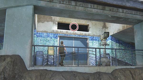 水族館の青扉の画像