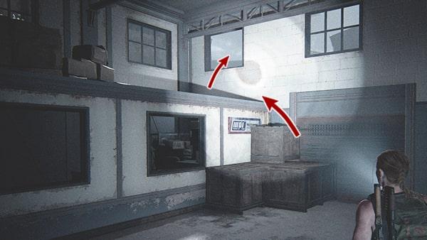 倉庫の攻略ルート