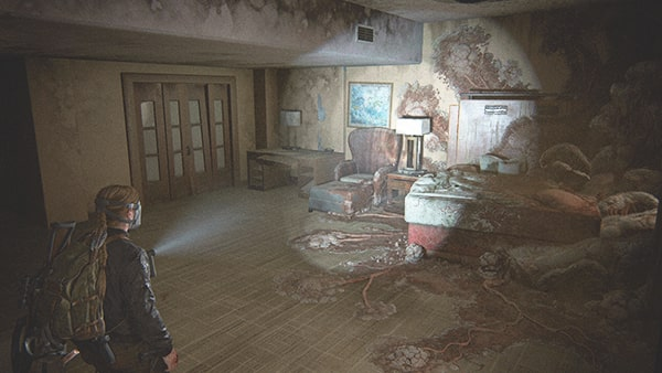 1903号室の施錠された部屋