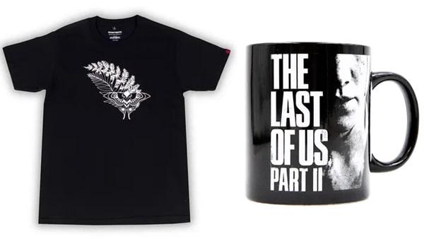 『The Last of Us Part II』Tシャツとエリー カップのセット
