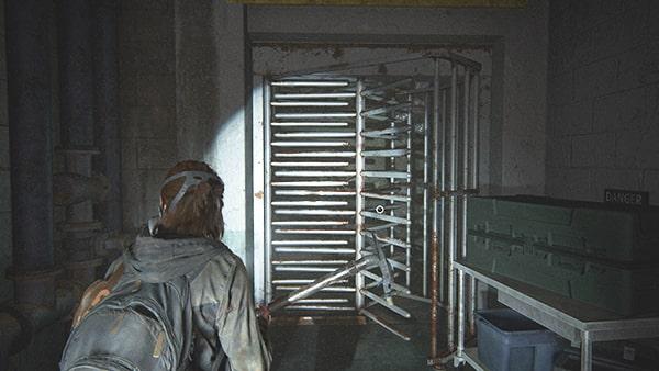 ラストオブアス2 - 『トンネル』の攻略チャート