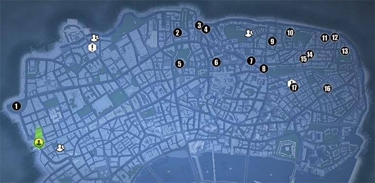 音声ファイルの入手場所マップ