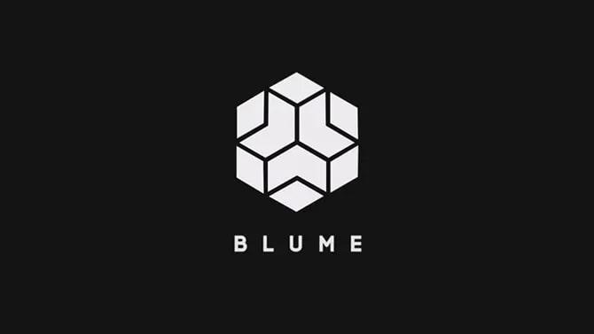 ブルームの会社のロゴ