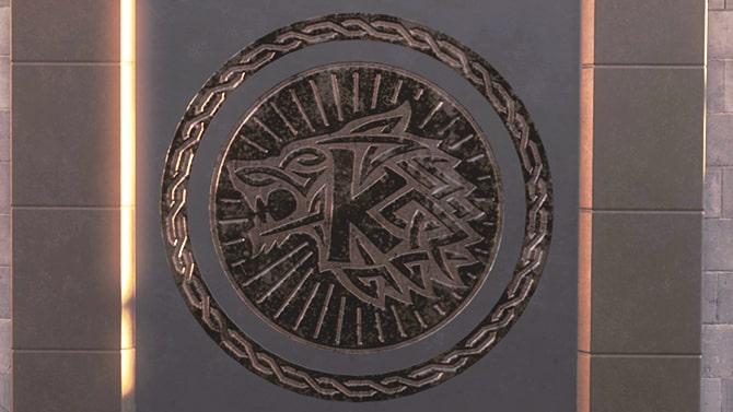 クラン・ケリーのロゴ