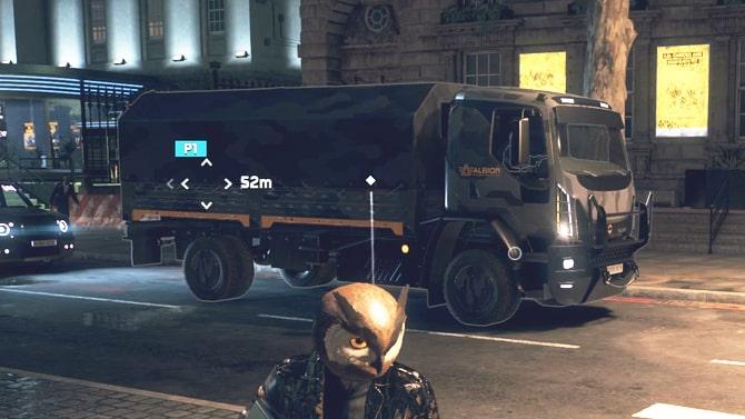 アルビオンのトラックの画像