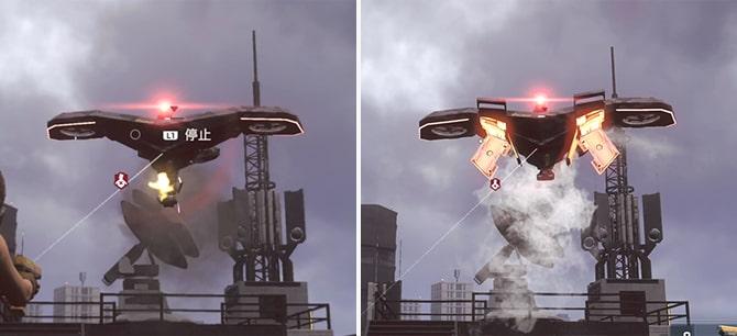 赤ドラム缶と爆破物