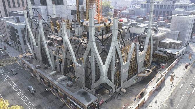 ETO銀行建設現場