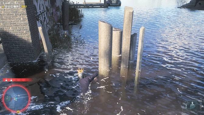 ロンドンのテムズ川