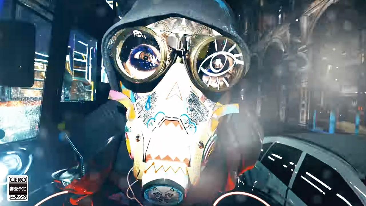 Watch Dogs Legionのシネマティックトレーラー