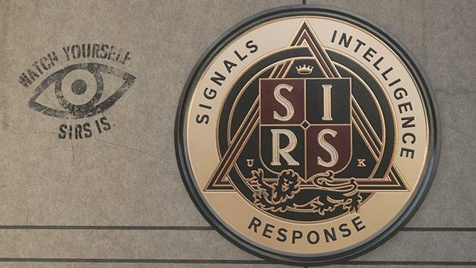 sirsのロゴ