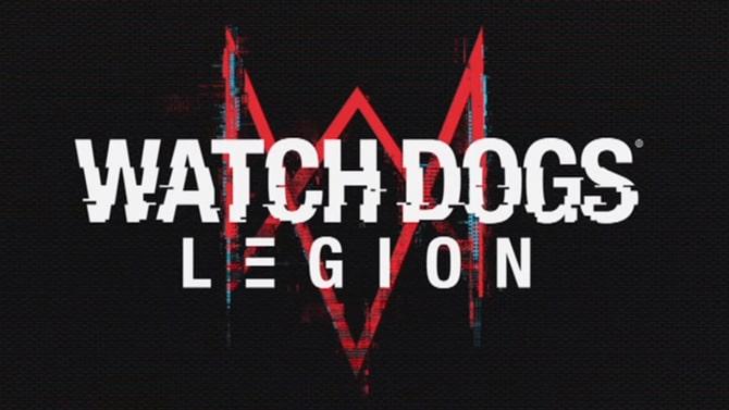 Watch Dogs Legionのロゴ