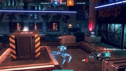ウォッチドッグスレギオンのオンラインのゲームプレイ動画