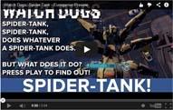 デジタルトリップのスパイダー動画