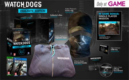 Watch_Dogs Game