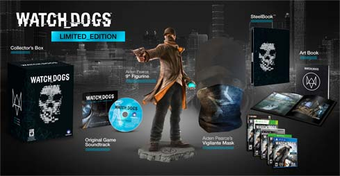 Watch_Dogs Limited Edition