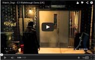 2013年のE3で公開された攻略デモ動画