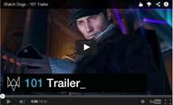Watch Dogs-101Trailer