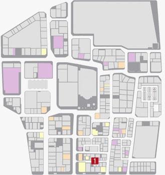 サブストーリーNo.21『マイコンタクト』のマップ