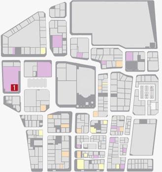 サブストーリーNo.25『元プロボウラー』のマップ