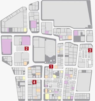サブストーリーNo.27『カバン探し』のマップ