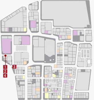 サブストーリーNo.29『落書き』のマップ