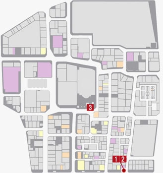 サブストーリーNo.34『スカウト』のマップ