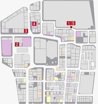 サブストーリーNo.39『京香とタカシ』のマップ
