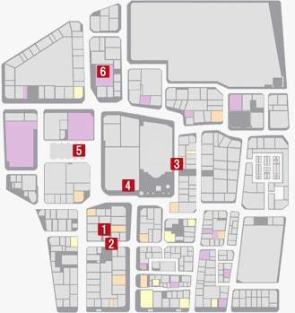 サブストーリーNo.42『拾った携帯』のマップ