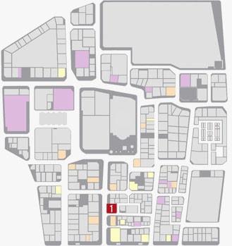 サブストーリーNo.23『UFOキャッチャー』のマップ