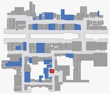 ゴールドキャスト『ミキ』の居場所マップ