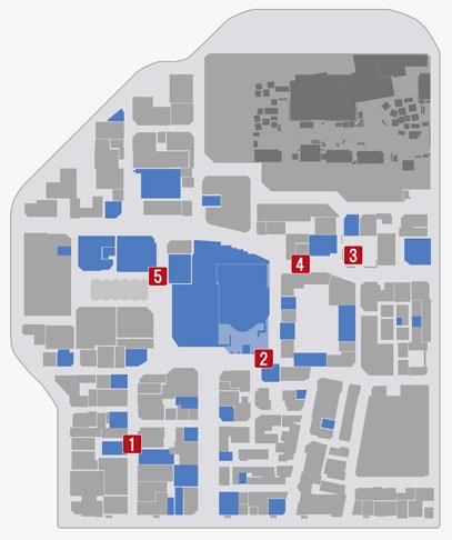 サブストーリーNo.23『白蓮師との出会い』のマップ