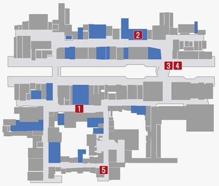 サブストーリーNo.44『金松茂』のマップ