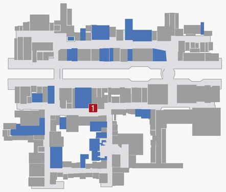 サブストーリーNo.51『キミにあるもの僕にあるもの2』のマップ