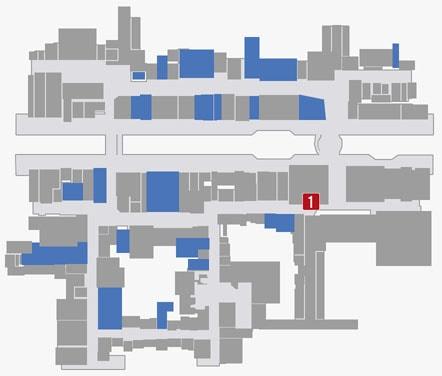 サブストーリーNo.52『高級車』のマップ