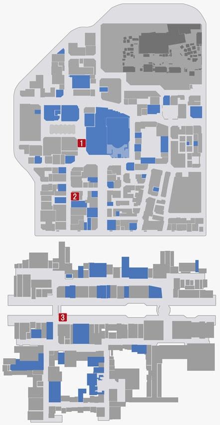 サブストーリーNo.63『白蓮師のお願い2』のマップ