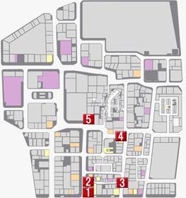 No.2『アラクレクエスト』のマップ